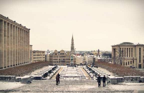 Bruselas mola