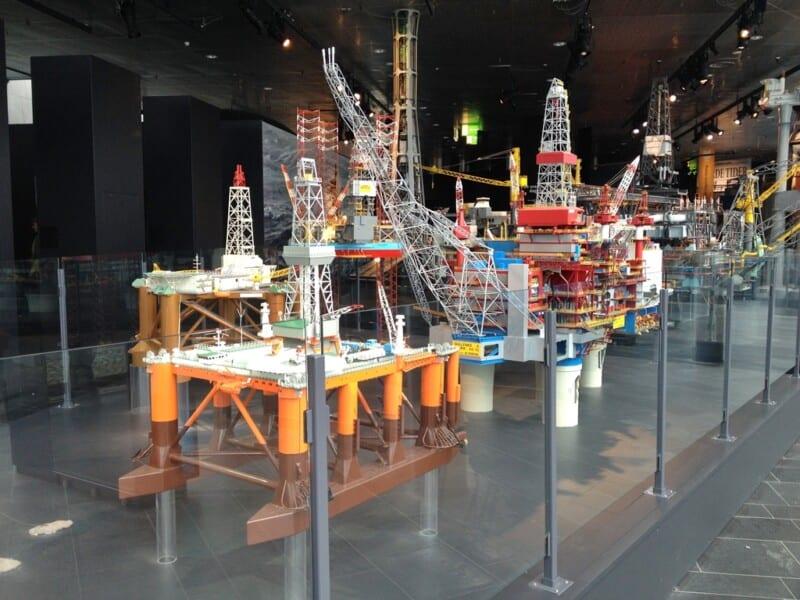 Stavanger, museo del petróleo