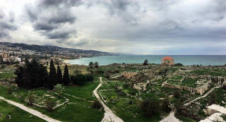 Biblos, Líbano