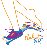 Meridians and Marathons Naked Feet 5K