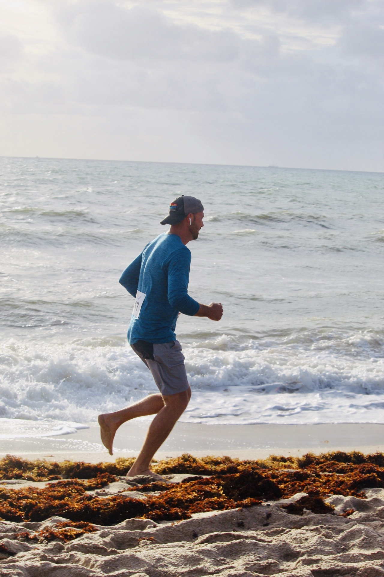Meridians & Marathons Naked Feet 5K