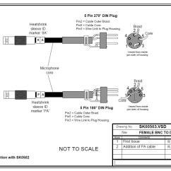 Cable Wiring Diagram Understanding Diagrams Speaker