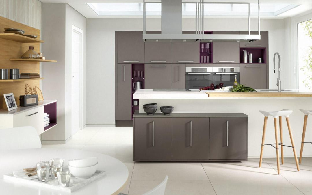 Kitchen Design Pantone Colour Of The Year 2018 Ultra Violet