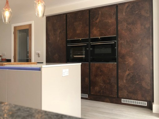 RUST IS THE NEW MUST FOR KITCHENS