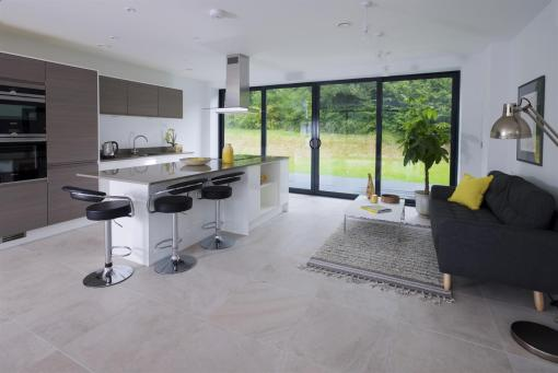 Luxury Burbidge kitchen for Harmans Cross home