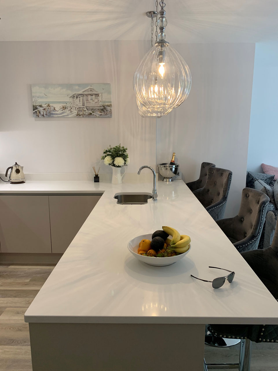 Modern fitted kitchens in Poole | Meridien Interiors