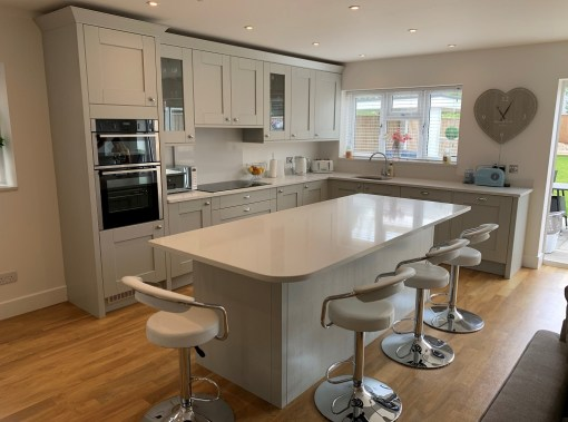 Affordable Shaker Kitchen – Bournemouth