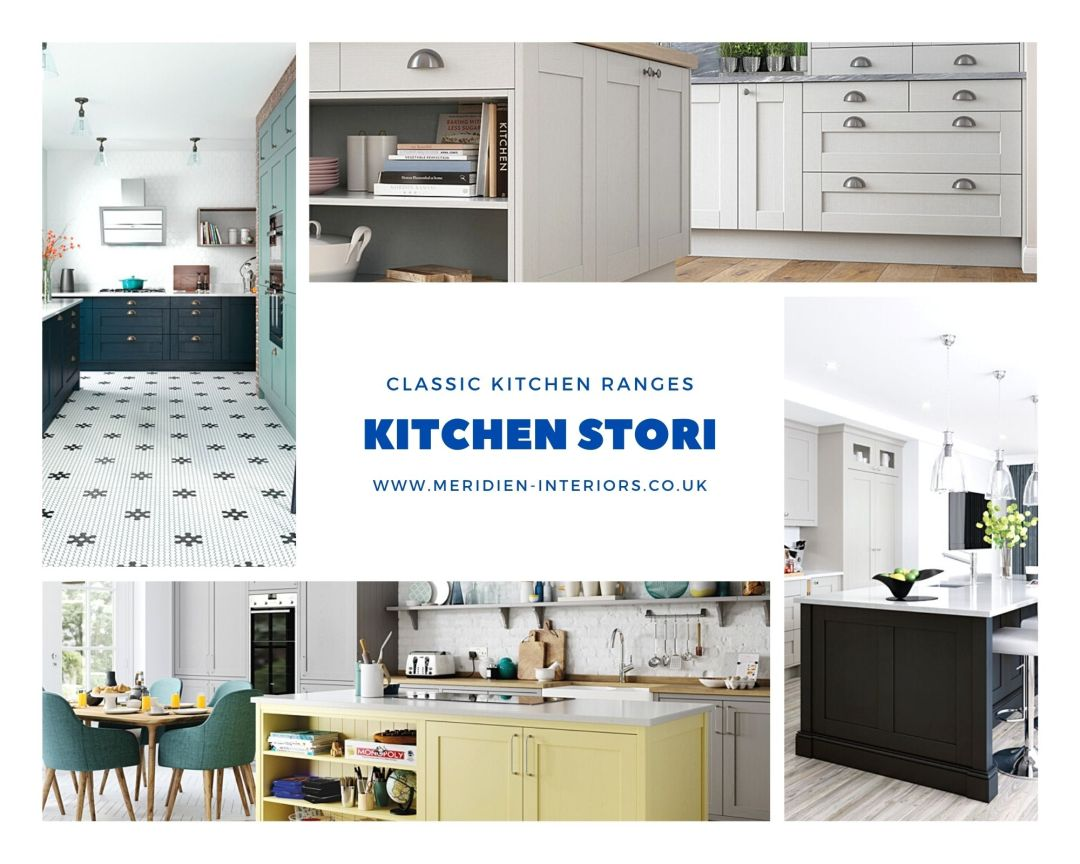 Classic Kitchen Ranges | Meridien Interiors | Dorset Fitted Kitchens