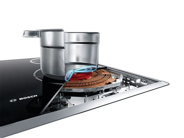 Induction HObs - Technology in the Kitchen - Meridien Interiors - Fitted Kitchens Dorset