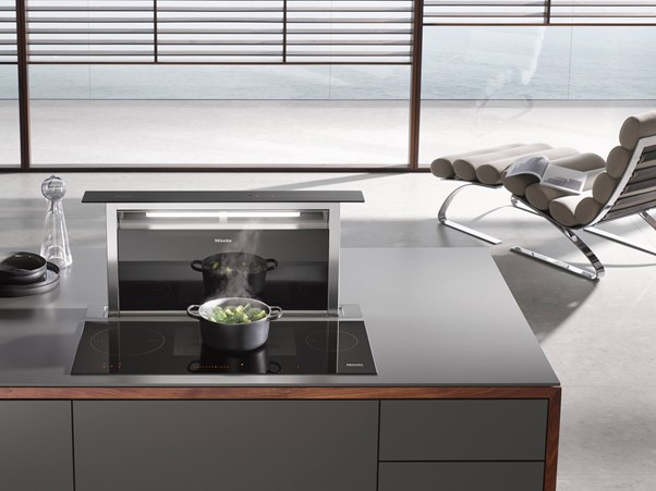 Miele Kitchen Appliances | Meridien Interiors | Fitted Kitchens | Dorset