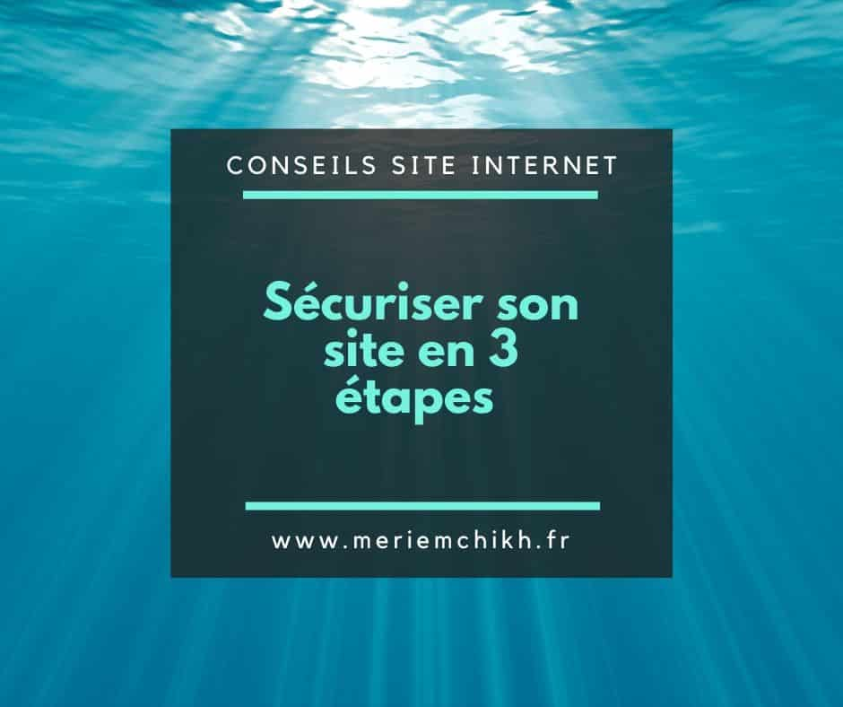 sécuriser son site internet sous WordPress gratuitement