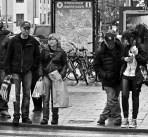 Two-step på trottoarkanten