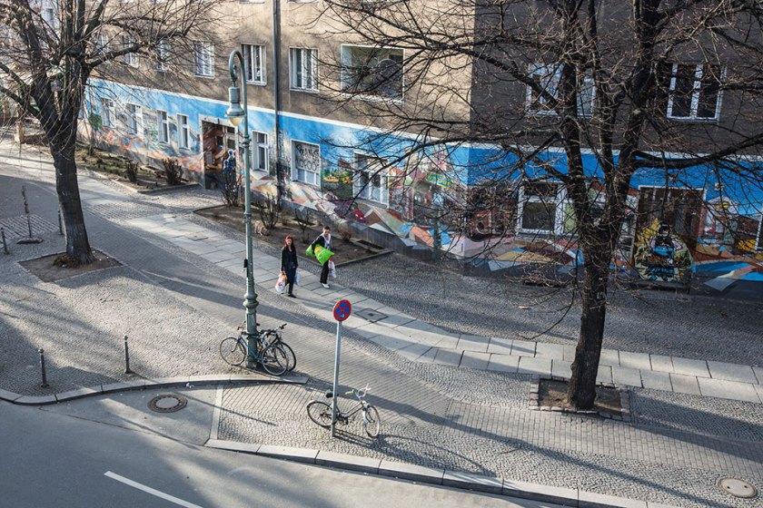 Berlin-view-färg