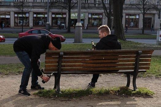 Vår i Berlin