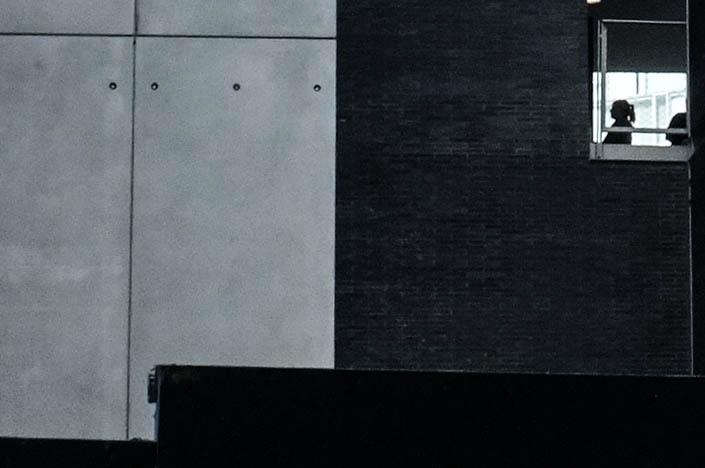 Grey & Black Wall (1 av 1)