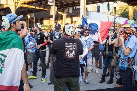 Supporterprotest