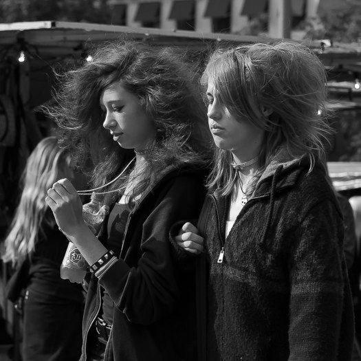 Två-tjejer