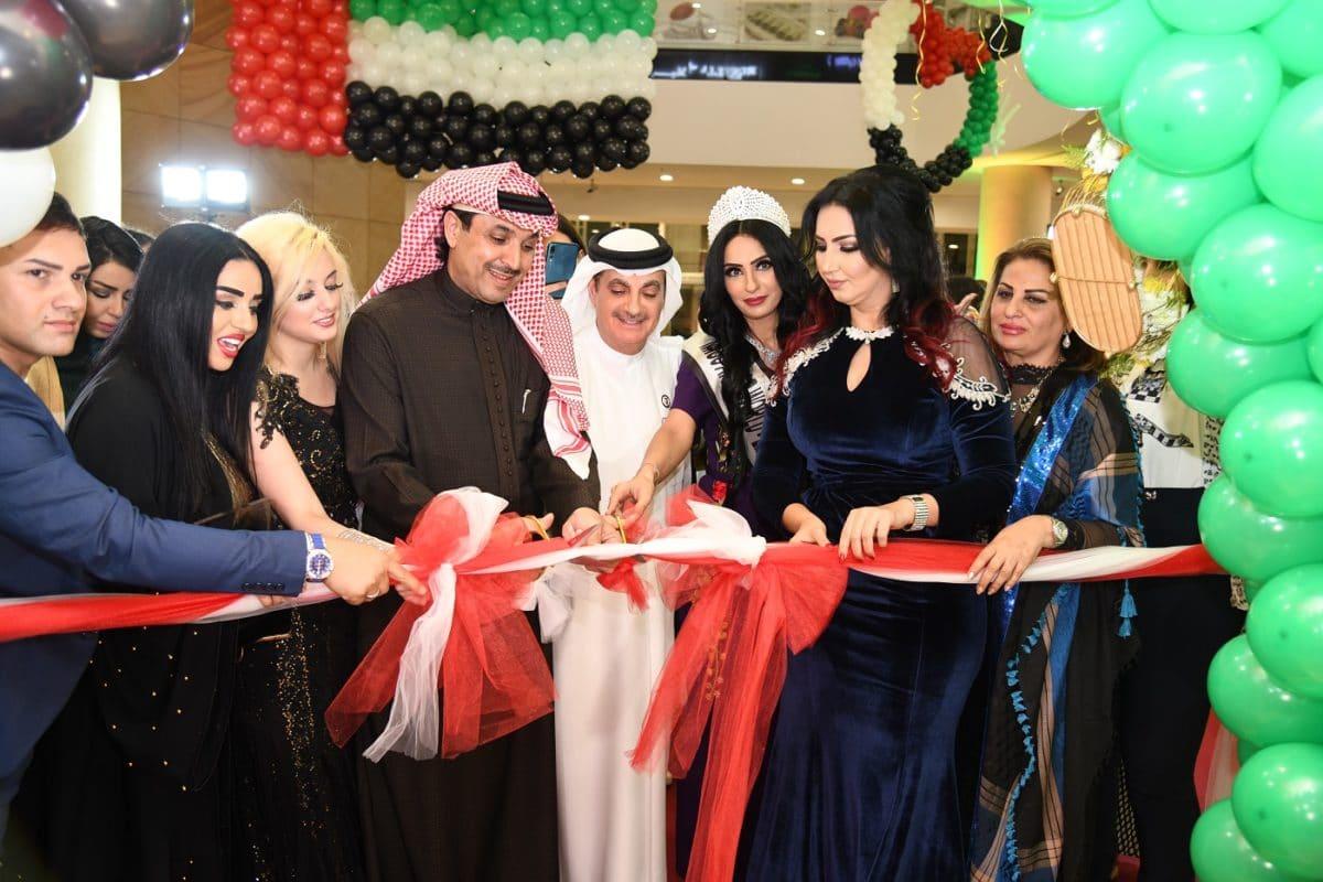 """افتتاح الفرع الأول لحلويات """"سنابل السلام"""" في الإمارات"""