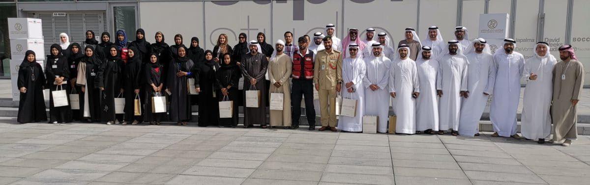مجلس دبي الرياضي يلتقي منسقي اللجان الرياضية في الجهات الحكومية