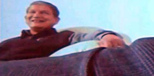 TV Grab of the alleged sting operation of Uttarakhand Chief Minister Harish Rawat, aired on March 26, 2016.