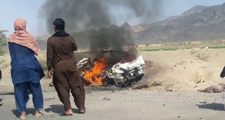 Taliban Chief Mullah Akhtar Mansour was killed in a drone strike in Pakistan two days ago.