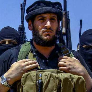 Al Adnani was believed to be directing the attacks in Europe and Asia.