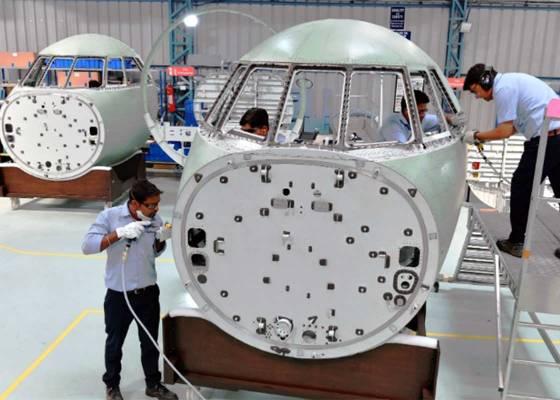Dassault Reliance Aerospace, DRAL Plant, Rafale
