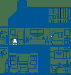 home cutaway [ 1206 x 674 Pixel ]