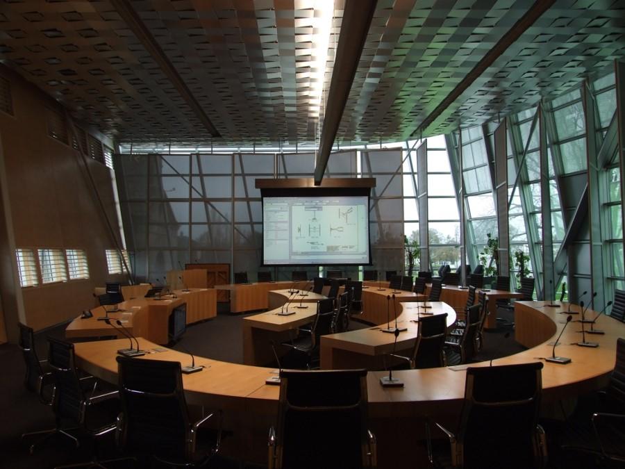 Conference Room Audio Visual Solutions Equipment Meritec