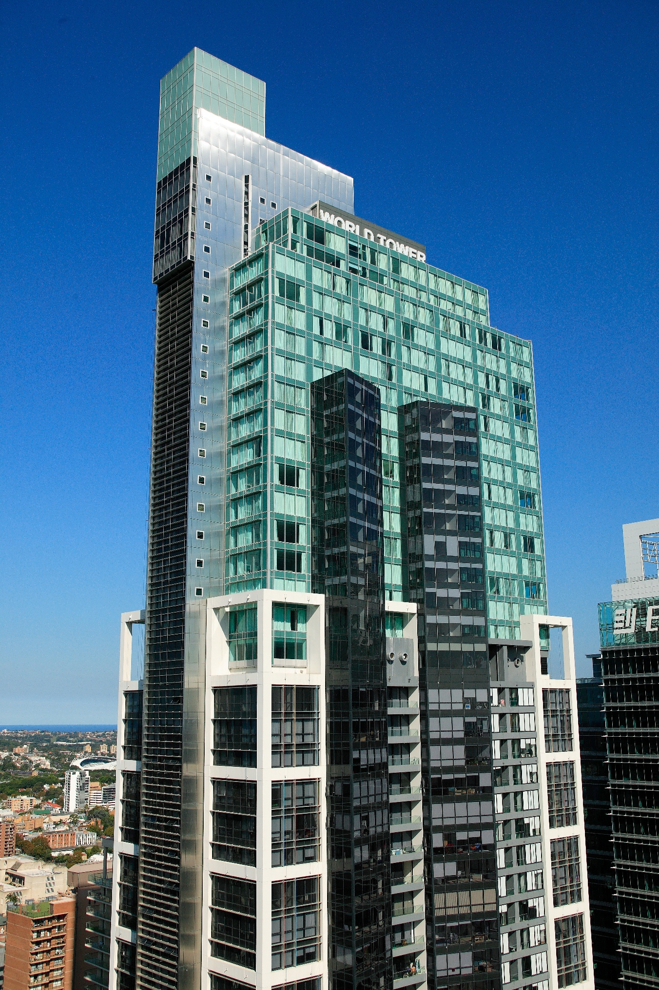 World Tower Sydney CBD  Meriton