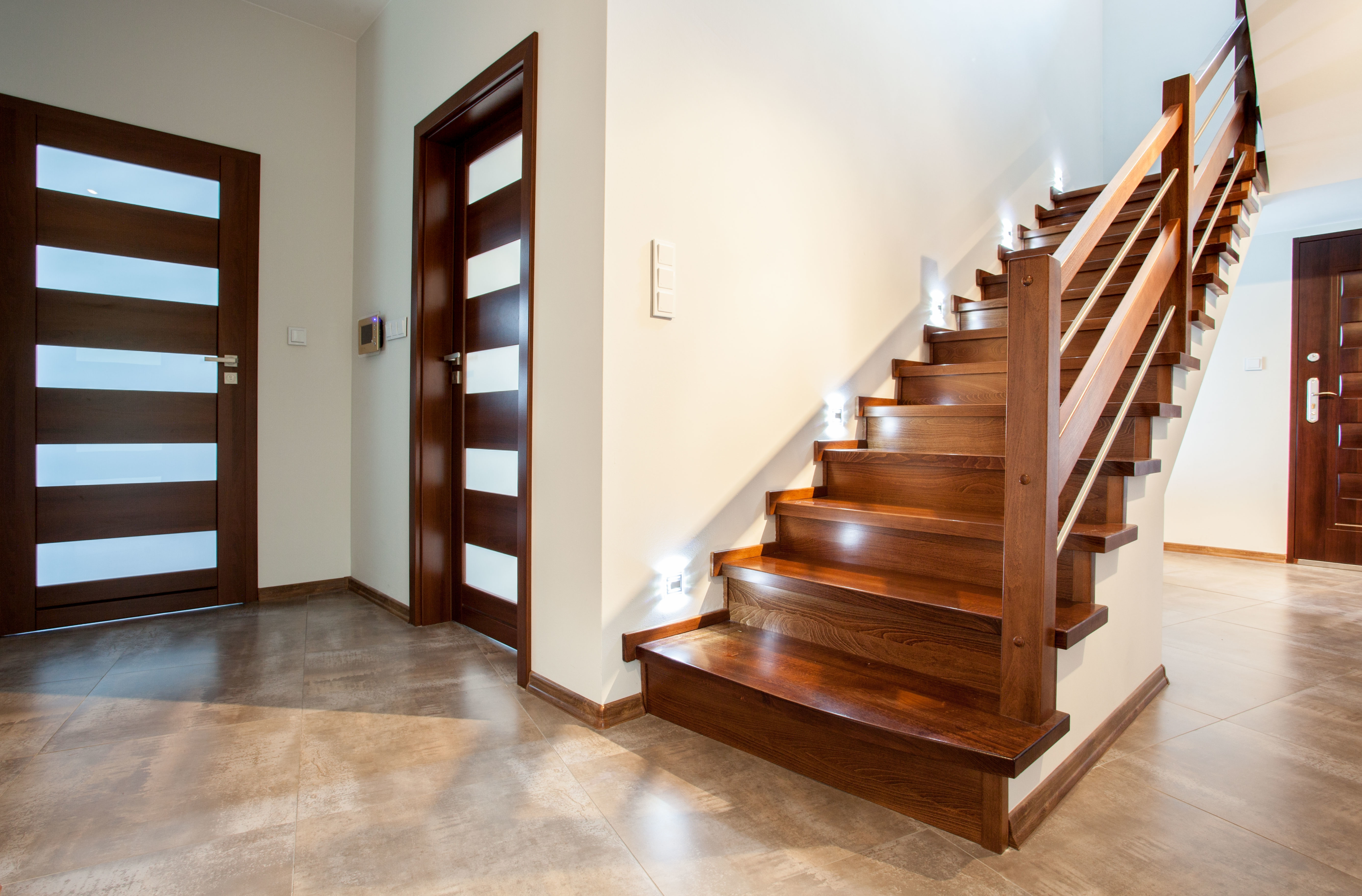 Staircase Railing Styles That Will Elevate Your Design Merit | Designer Handrails For Stairs | Wood | Wrought Iron Balusters | Railing Ideas | Interior | Stair Parts
