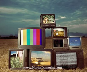 Advantages and Disadvantages of watching Television/TV Essay