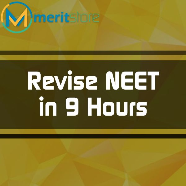 Revise NEET in 9 Hours Ebook