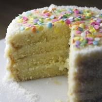 Merjana-com Vanilla cake