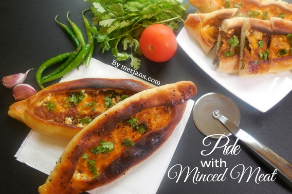 Pide Turkish Pizza Recipe