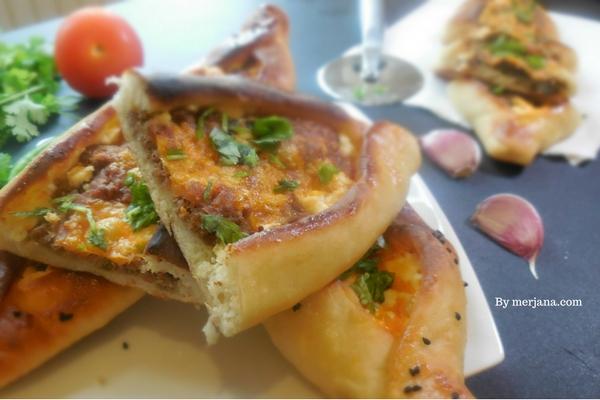 Pide Turkish Slices