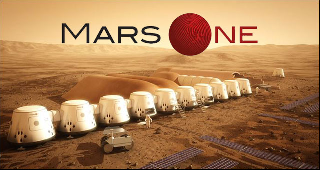Mars One - CiberMarketing