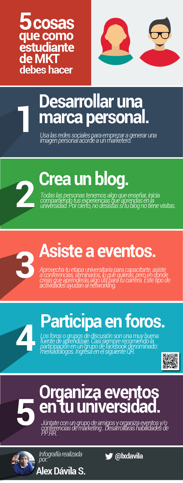 5 cosas que debes hacer marketing final