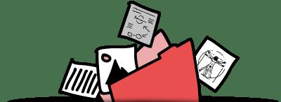 Portfolio freelance vormgever