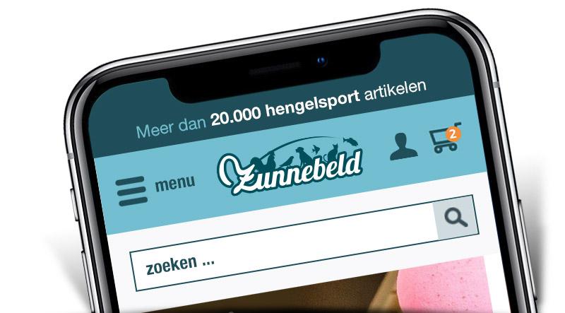 Design Webshop Zunnebeld