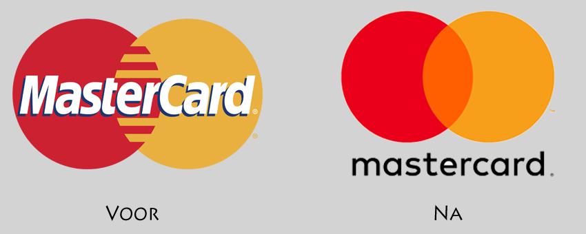 Redesign mastercard logo