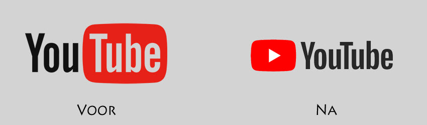 Logo redesign Youtube