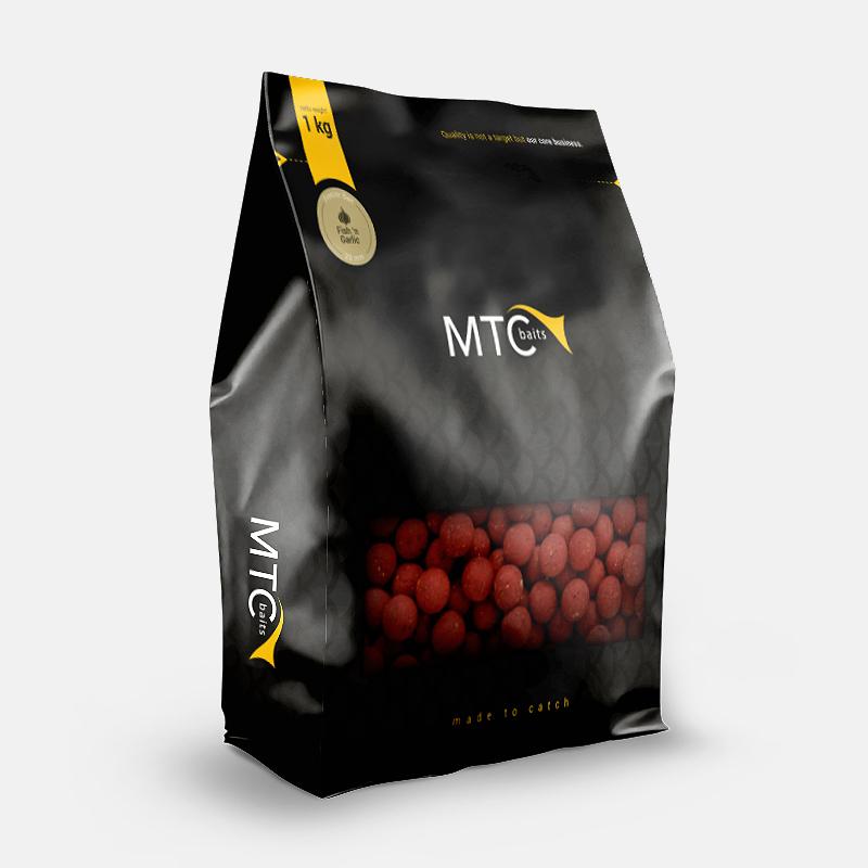 MTC Baits verpakking
