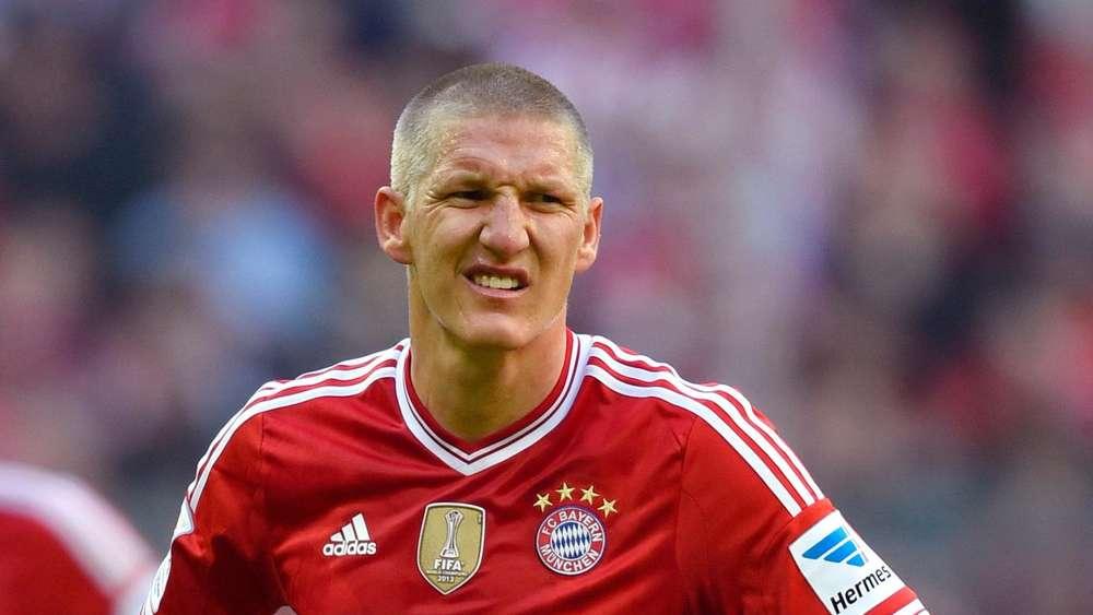 FC Bayern München Bastian Schweinsteiger Stand Vor Abschied Aus