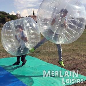 Bumperball Portfolio Merlain Loisirs