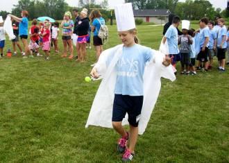Chef's-race