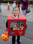 Prize Claw costume