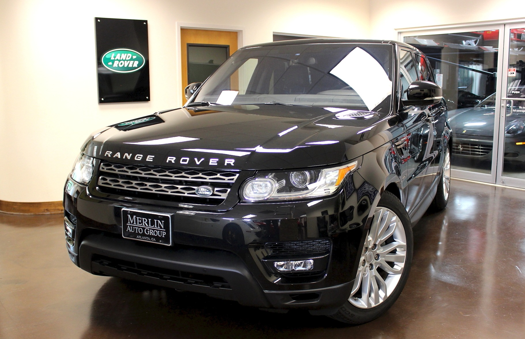 Used 2016 Land Rover Range Rover Sport stock P3626 Ultra Luxury