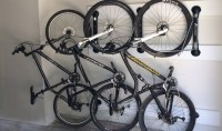 Diy Bike Pedal Wall Mount - Home Design