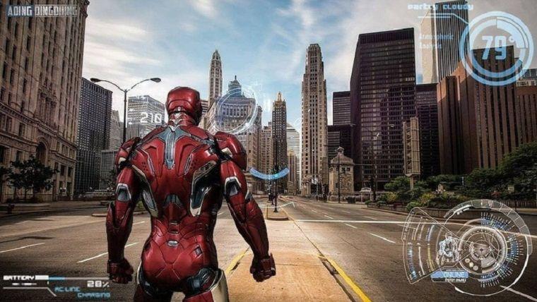 Mj 3d Name Wallpaper Marvel Games In Y 246 Netmeni Iron Man Oyunu Hakkında Konuştu